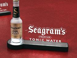 Elemento Promocional Seagrams INNOVACIONPLV